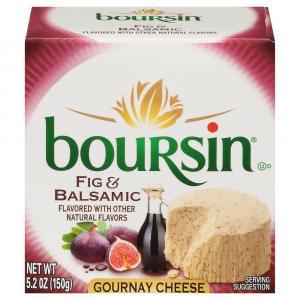 Boursin Fig & Balsamic