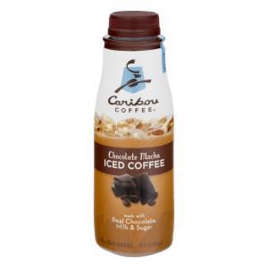 Caribou Chocolate Mocha Iced Coffee