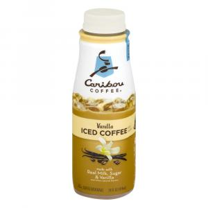 Caribou Vanilla Iced Coffee