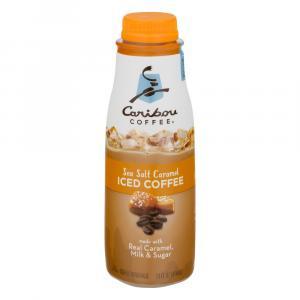 Caribou Sea Salt Caramel Iced Coffee