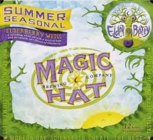 Magic Hat Seasonal Ale