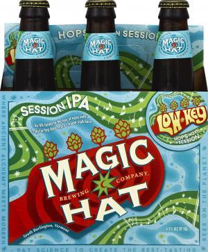 Magic Hat Low Key IPA