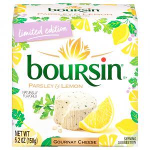 Boursin Parsley & Lemon Guornay Cheese