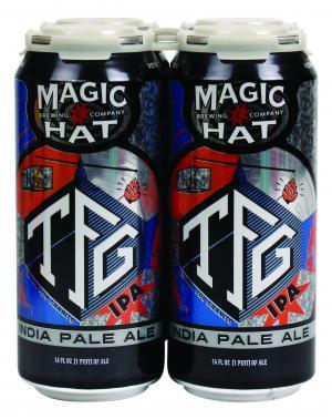 Magic Hat Take For Granite IPA