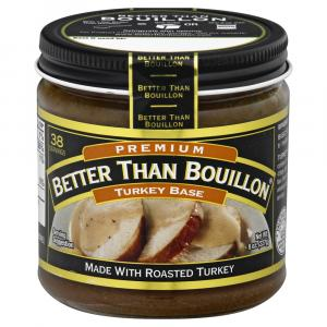 Better Than Bouillon Turkey Base