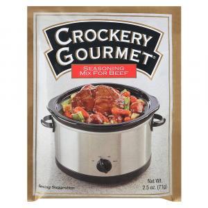 Crockery Gourmet Seasoning Mix For Beef