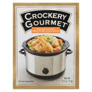 Crockery Gourmet Seasoning Mix For Chicken