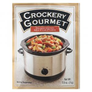 Crockery Gourmet Pork Seasoning Mix