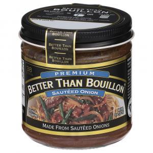 Better Than Bouillon Premium Sauteed Onion