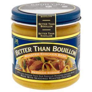 Better Than Boullion Reduced Sodium Chicken Base