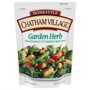 Chatham Village Garden Herb Croutons