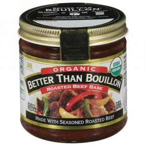 Better Than Bouillon Organic Roasted Beef Base