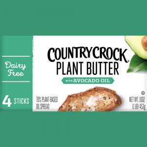 Country Crock Plant Butter with Avocado Oil