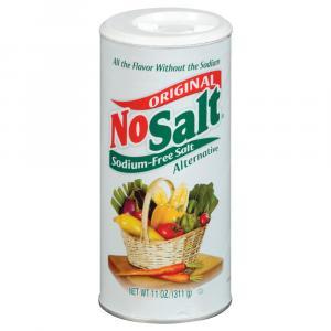 No Salt Salt Alternative