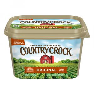 Country Crock Spread Tub