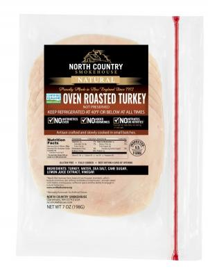 North Country Smokehouse Gluten Free Oven Roasted Turkey