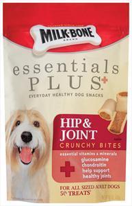 Milk-bone Essentials Plus Hip & Joint Crunchy Bites