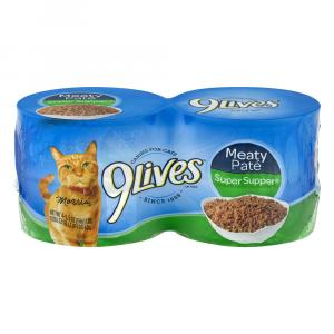 9Lives Super Supper Cat Food