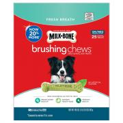 Milk-Bone Brushing Chews Small/Medium Dog Treats