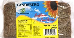 Landsberg Sunflower Seed Bread
