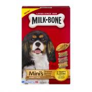 Milk Bone Mini's Peanut Butter 3 Flavor Variety