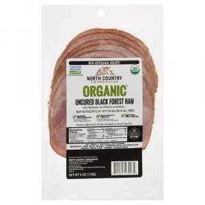North Country Organic Black Forest Ham