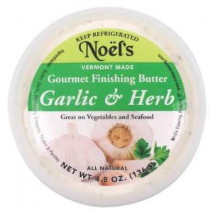 Noel's Garlic And Herb Butter