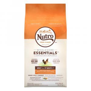 Nutro Wholesome Essentials Adult Dog Food Chicken Flavor