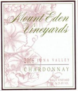 Mount Eden Vineyards Chardonnay