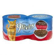 9Lives Tender Slices Beef w/Gravy Cat Food
