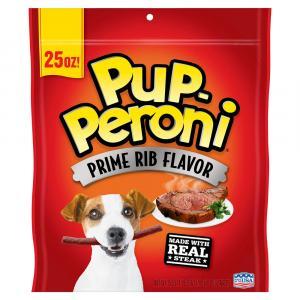 Pup-peroni Prime Rib Flavor Dog Snacks