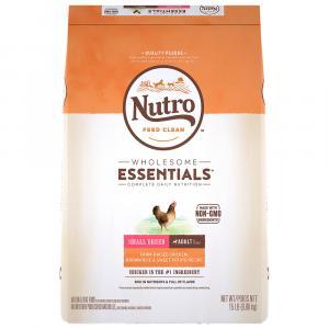 Nutro Wholesome Essentials Small Breed Chicken Flavor
