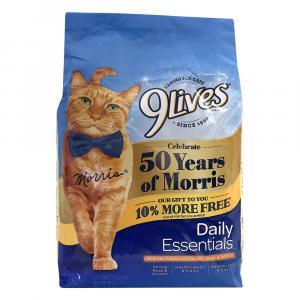 9Lives Daily Essentials Cat Food