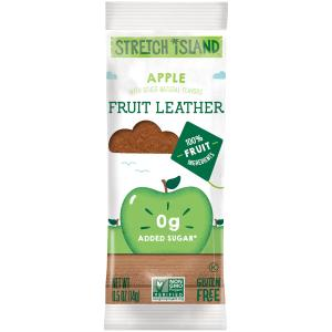 Stretch Island Sweet Apple Fruit Leather