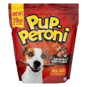 Pup-Peroni Original Beef Flavor Snacks