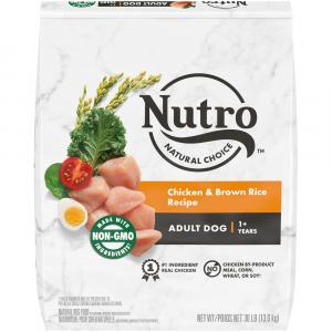 Nutro Wholesome Essentials Adult Chicken Dog Food
