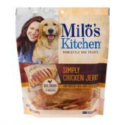 Milo's Kitchen Simply Chicken Jerky Dog Treats