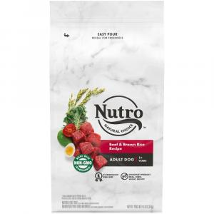 Nutro Wholesome Essentials Adult Beef & Brown Rice Recipe