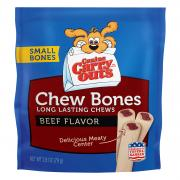 Canine Carry Out Small Beef Chew Bones