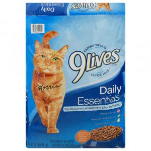 9lives Daily Essentials Dry Cat Food