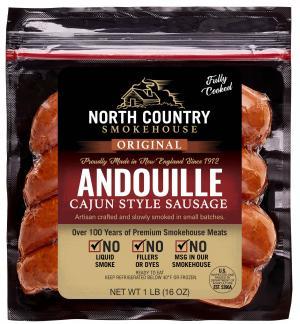 Smoked Andouille Sausage