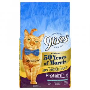 9Lives Protein Plus Cat Food