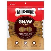 Milk-Bone Gnaw Bones Peanut Butter Minis
