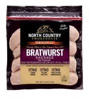 North Country Beer Bratwurst