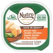 Nutro Petite Eats Chef Inspired Adult Chicken Entree