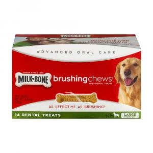 Milk-bone Brushing Chews Large Value Size