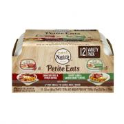 Nutro Petite Eats Adult Wet Dog Food Variety Pack