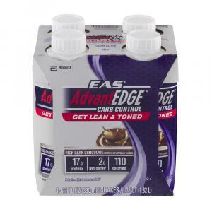 Eas Advantedge Carb Control Rich Dark Chocolate Drink
