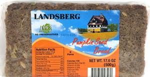 Landsberg Pumpkin Seed Bread
