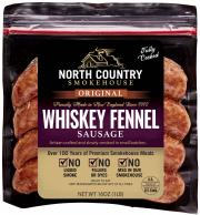 Applewood Whisky Fennel Sausage